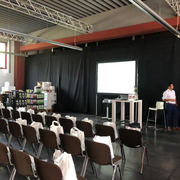 Firmen-Events in de Isanga Lounge